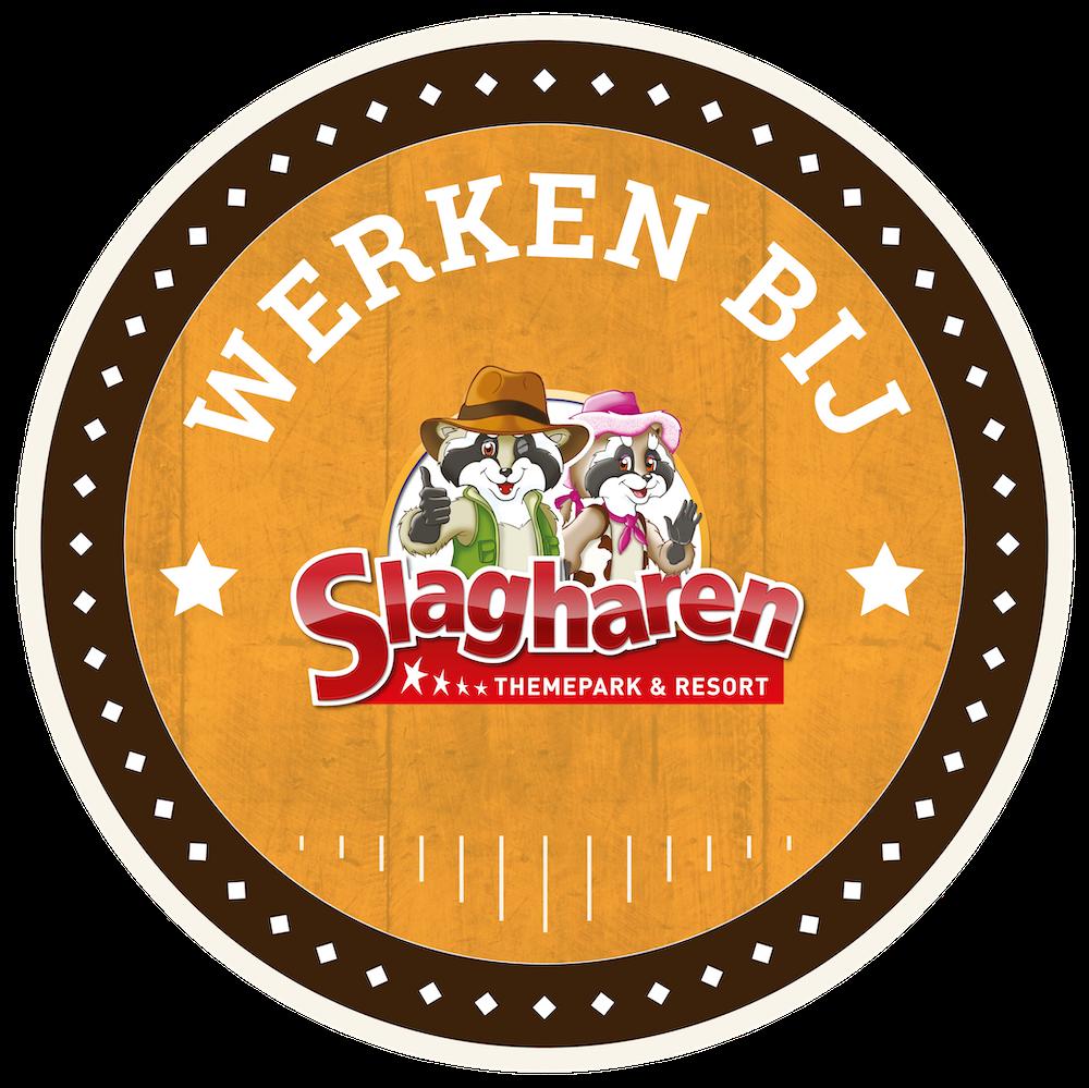 Logo Werken bij Slagharen